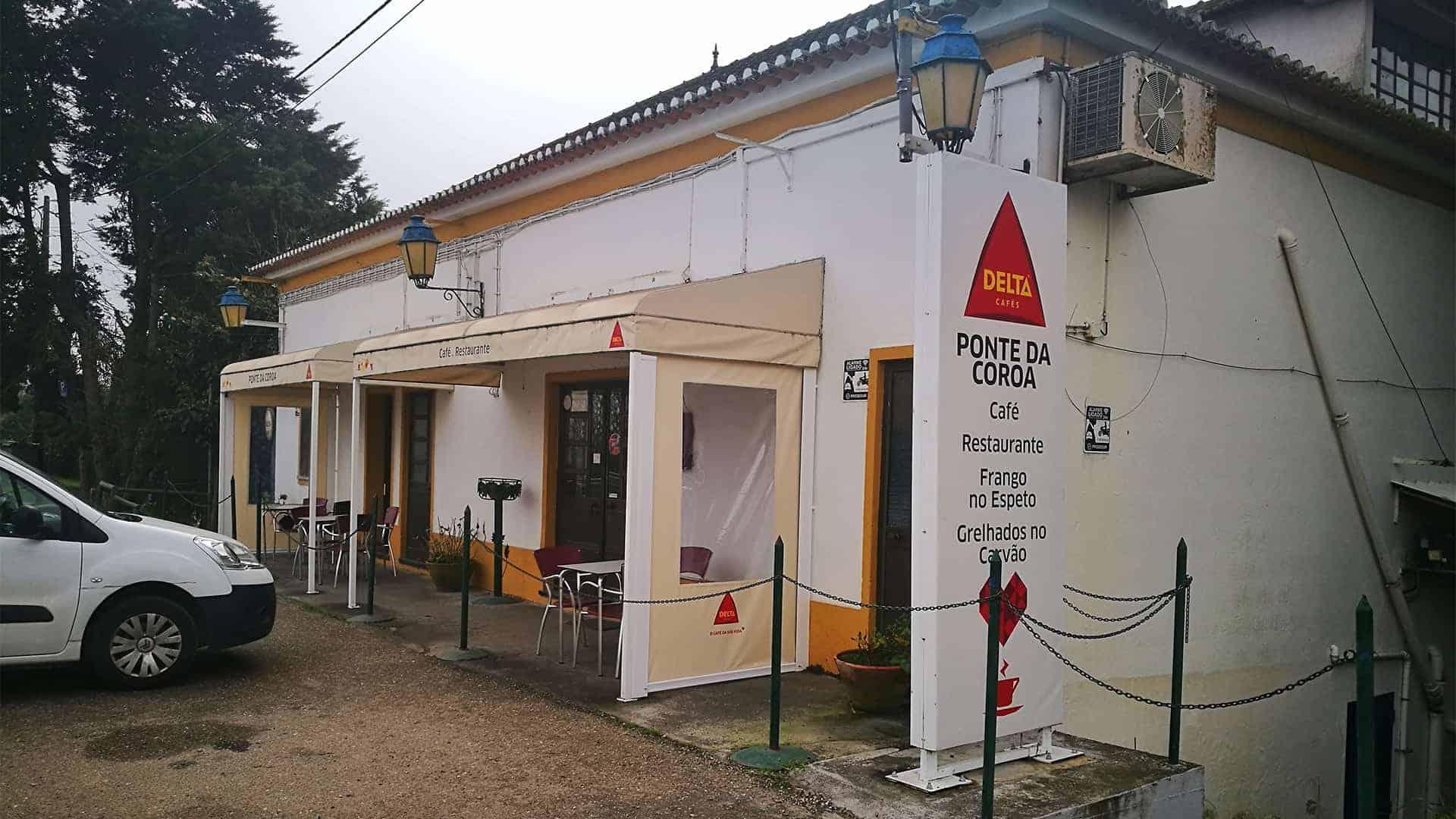 Restaurante Ponte da Coroa
