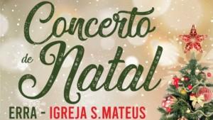 Concerto de Natal Erra
