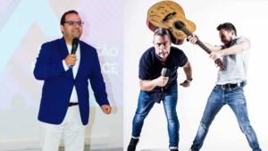 Mocinho & Quim Roscas e Zeca Estacionâncio